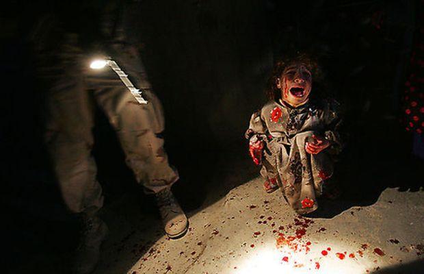 Tragedy in Iraq by truelovecj.