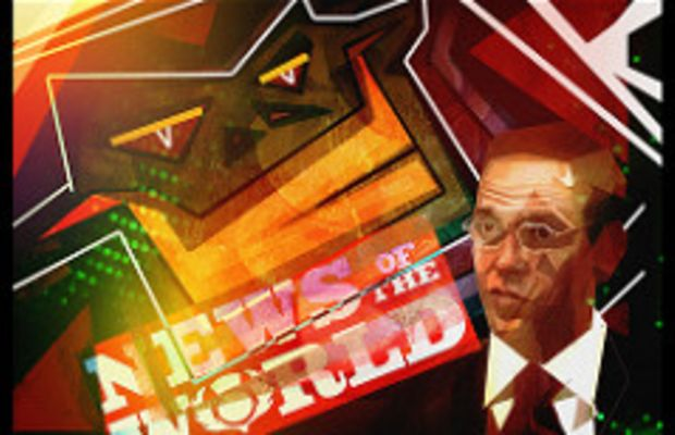 James Murdoch Closes News of the World after P...