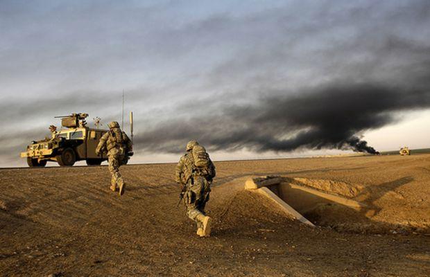 iraq by The U.S. Army.