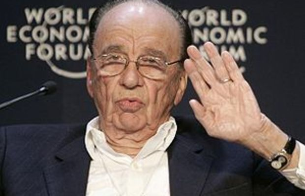 Rupert Murdoch, Chairman and Chief Executive O...