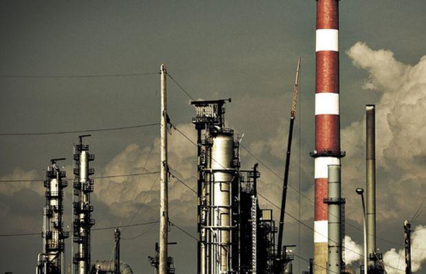 Imperial Oil - Strathcona Refinery by .eyebex.