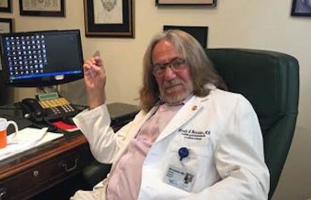 Dr. Harold Bornstein - the GOP nominee's doctor for 35 years.