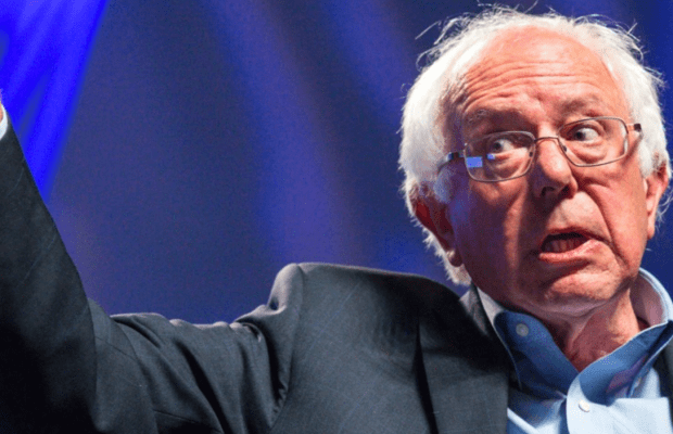 """With His Claim That Hillary Clinton Is """"Not Qualified"""" To Be President, Bernie Sanders Has Officially Lost His Mind"""