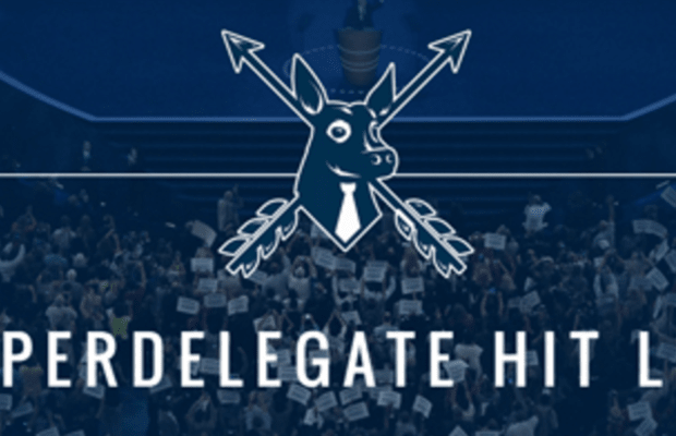 Bernie Sanders Supporters Threaten To Primary Uncooperative Superdelegates, Officially Making Them the Left-Wing Tea Party