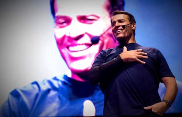 MEMBERS ONLY: Tony Robbins Proves Why The #MeToo Movement Is Still So Important