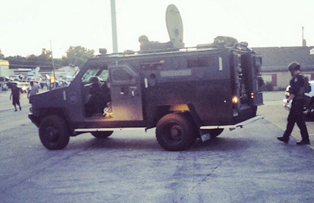Ferguson Swat