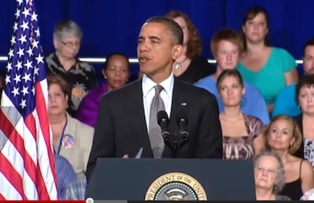 Obama Colorado Speech