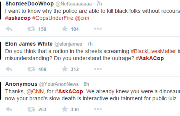 20  #AskACop - Twitter Search (5)