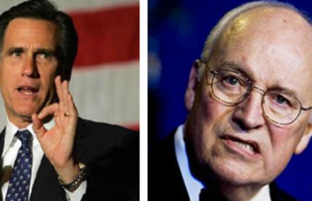Romney Cheney