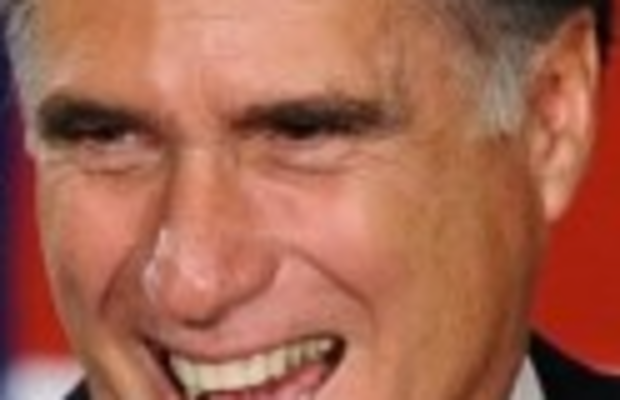 Romney resized laugh