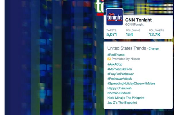 CNN Tonight on Twitter#AskACop is trend