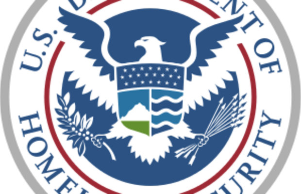 Seal of the United States Department of Homela...
