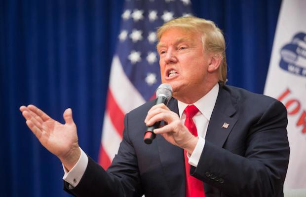 Donald Trump on Freedom of speech