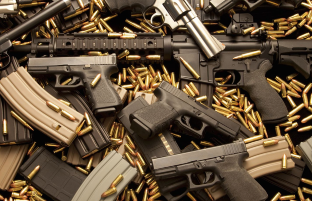 MEMBERS ONLY: America's Future Domestic Terrorists Are Stockpiling Guns At An Alarming Rate