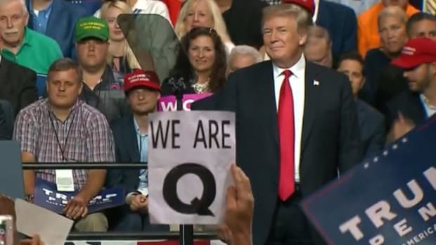 Qanon Claims Trump Will Fire Hundreds Of Thousands Of Federal Workers On Tuesday