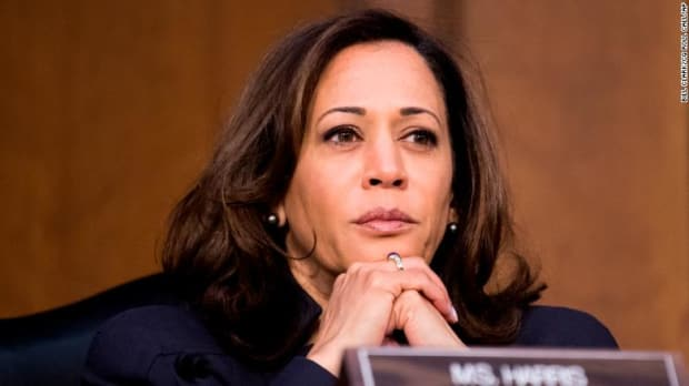 Birtherism 2.0: Kamala Harris Can't Be President Because Her Parents Weren't Citizens