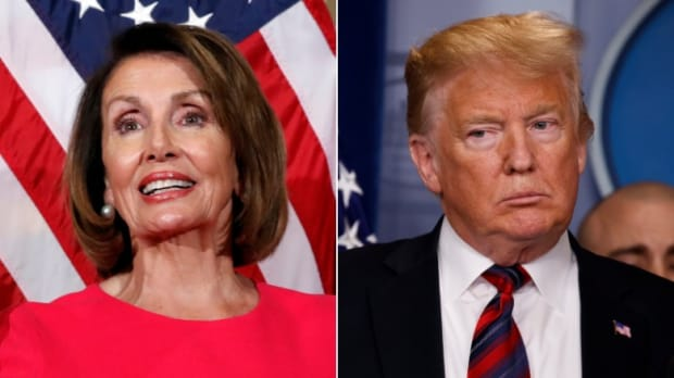 Trump Surrenders To Pelosi On SOTU But For How Long?
