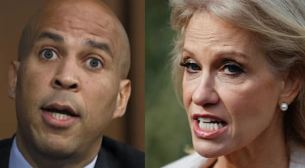 Kellyanne Conway: Cory Booker 'Sexist' Because He Is Running For President