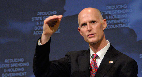Just How Corrupt Is Florida Governor Rick Scott The