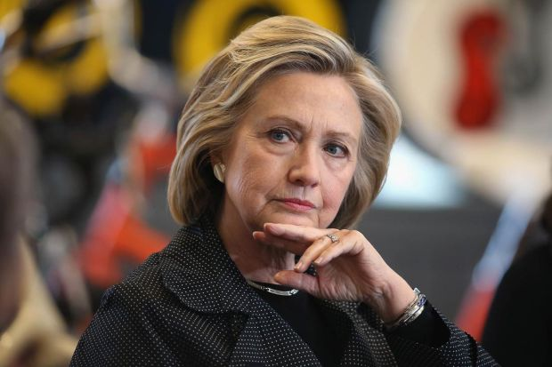 hillary clinton views in major issues