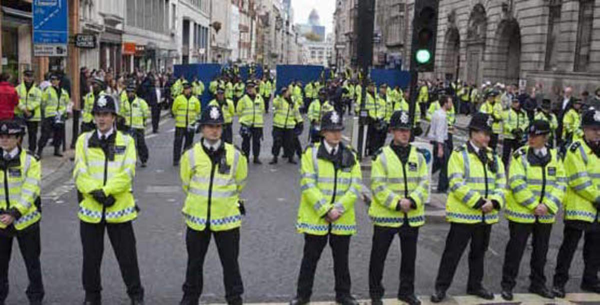 police britain