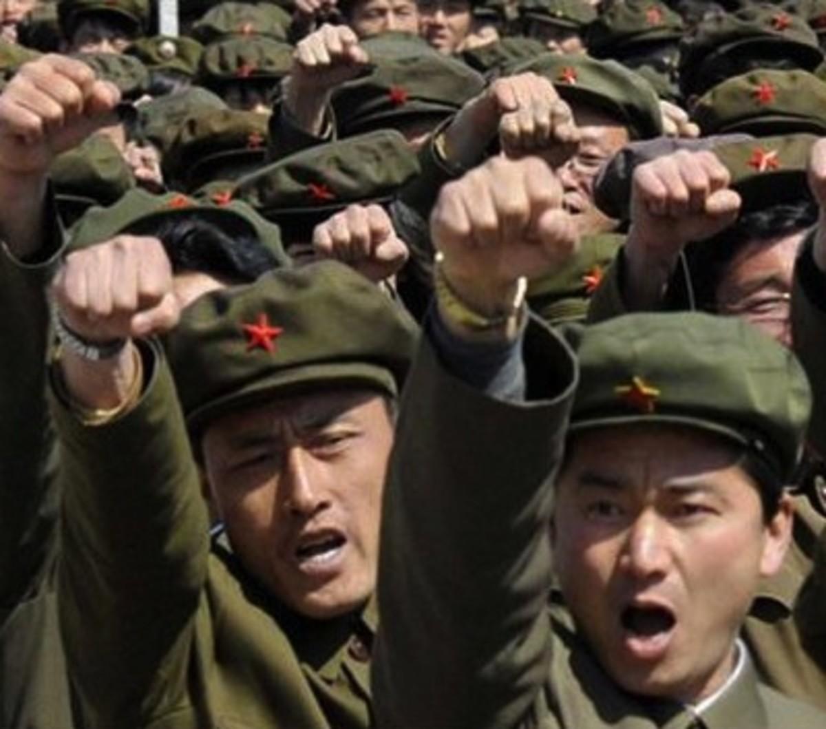 North_Korea war
