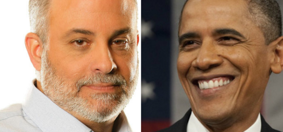 Obama Mark Levin