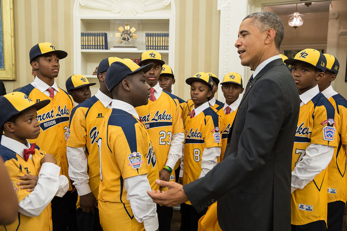 POTUSLittleLeague