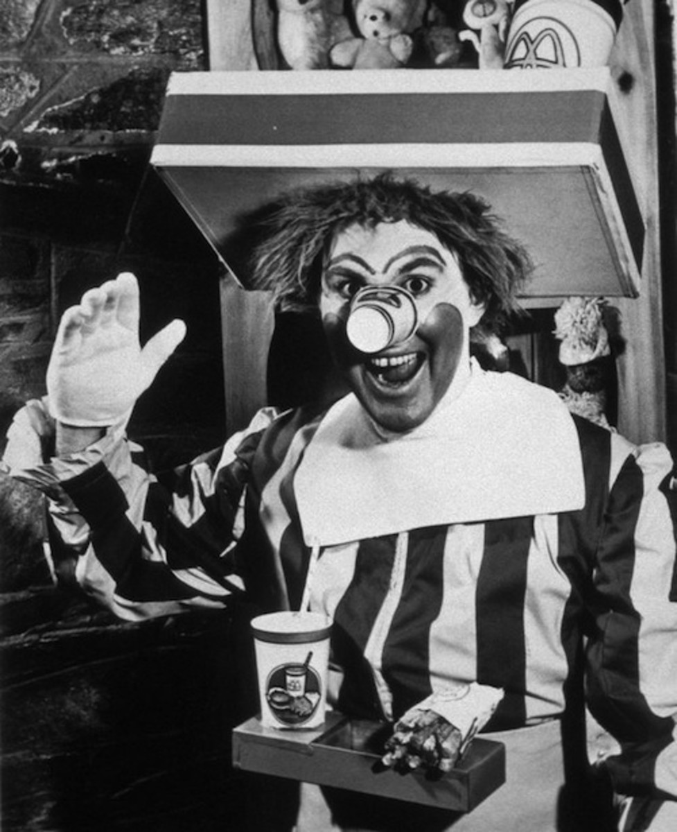 The original Ronald McDonald -- played