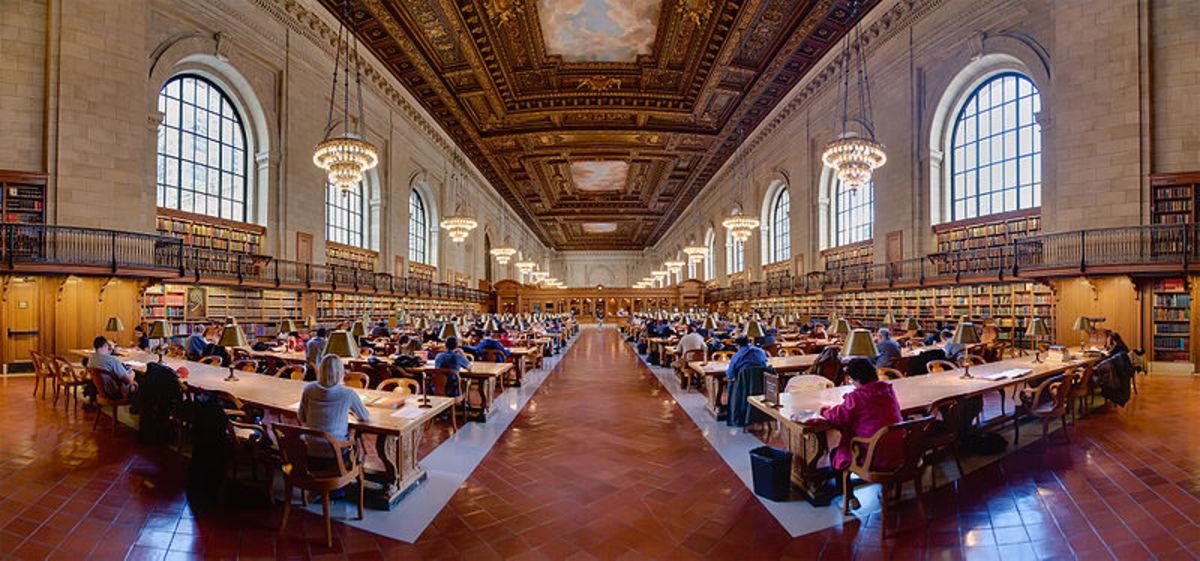 NY_Public_Library_Research_Room