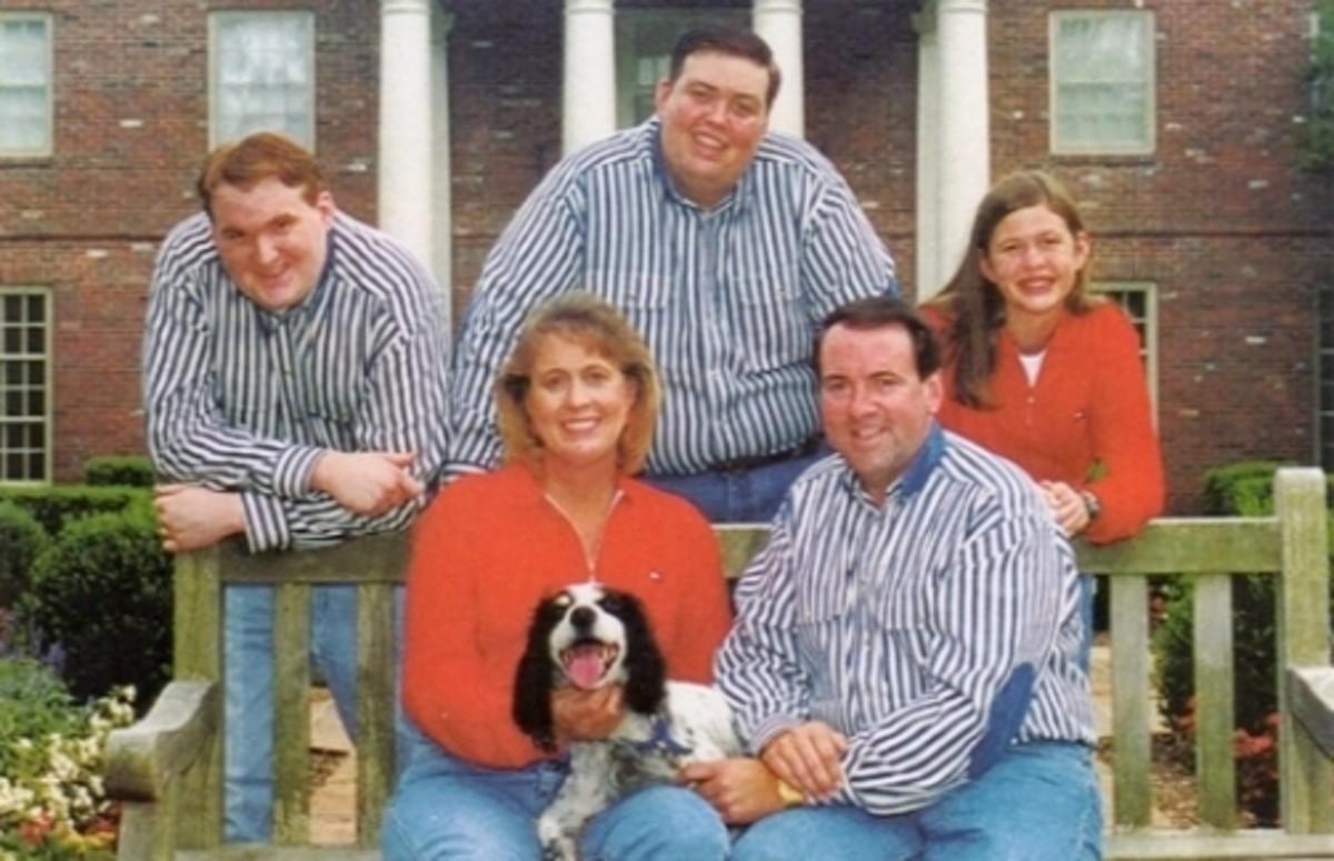 huckfamily