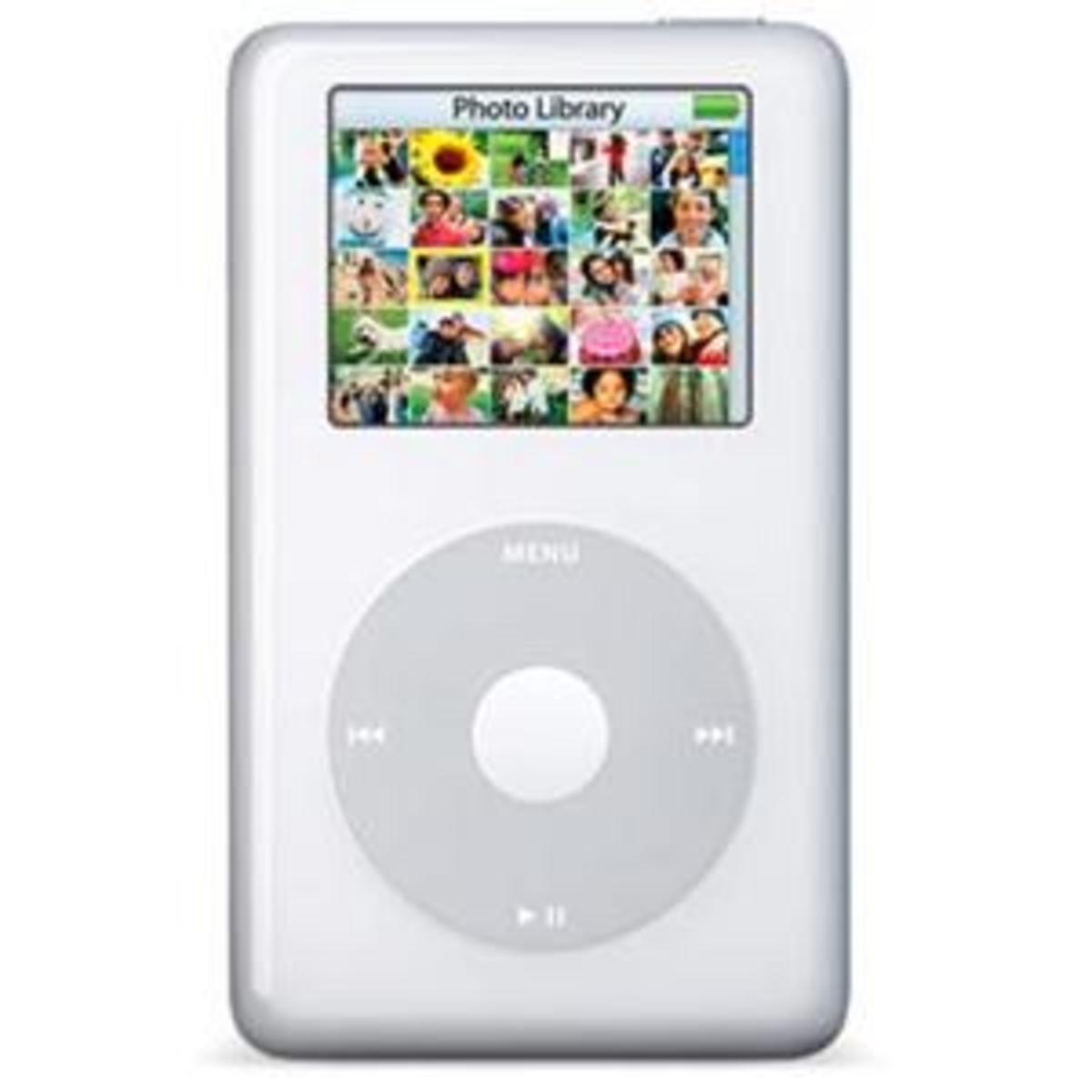 iPod Classic 4th Gen Photo