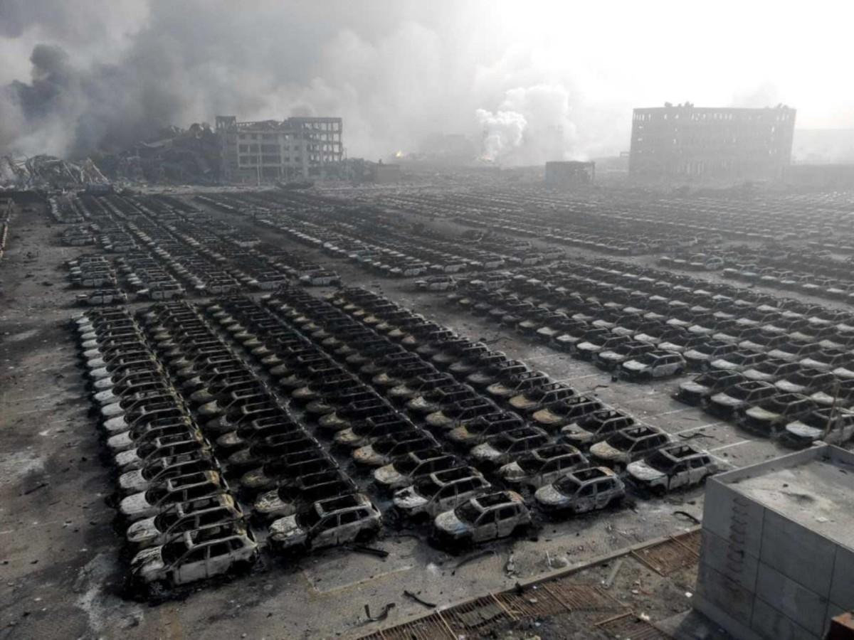 Tianjin exp2