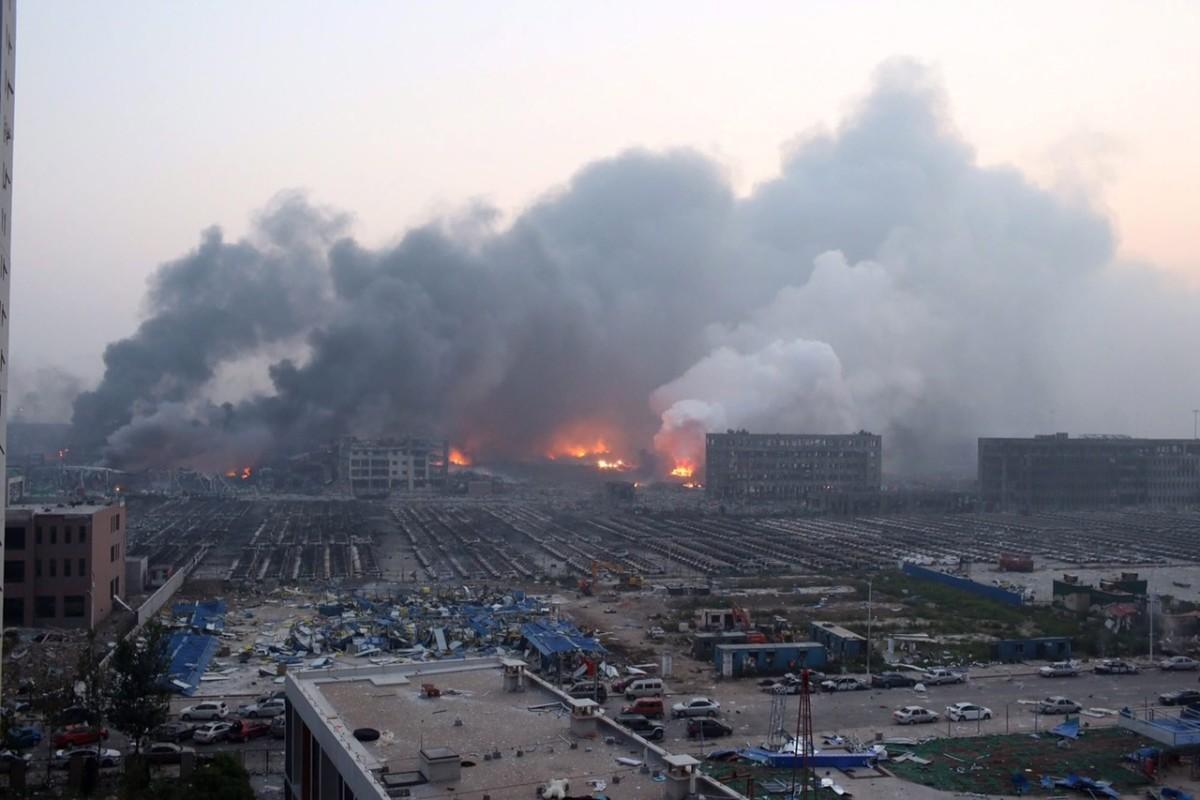 Tianjin exp 5