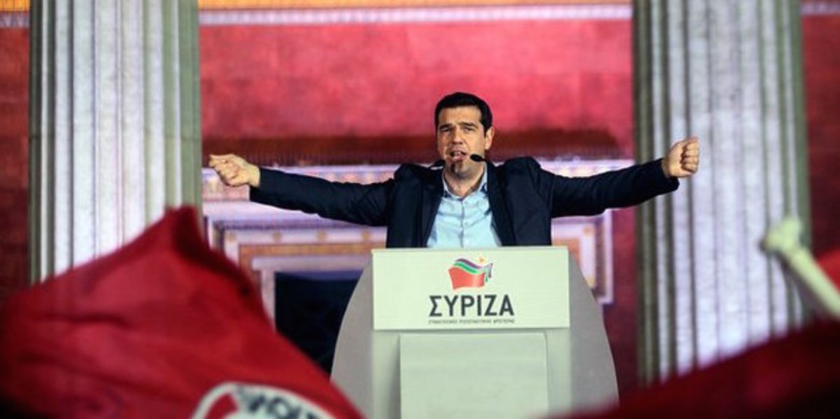 Euro-falls-after-Syriza-victory-in-Gree