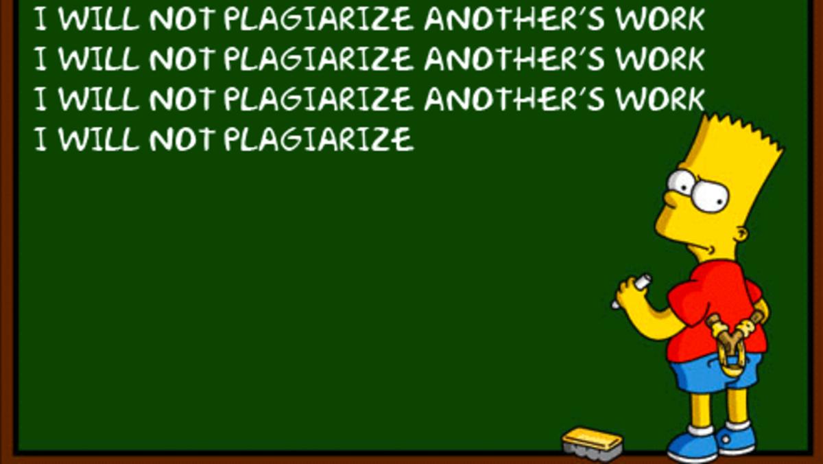 bart-simpson-plagiarize