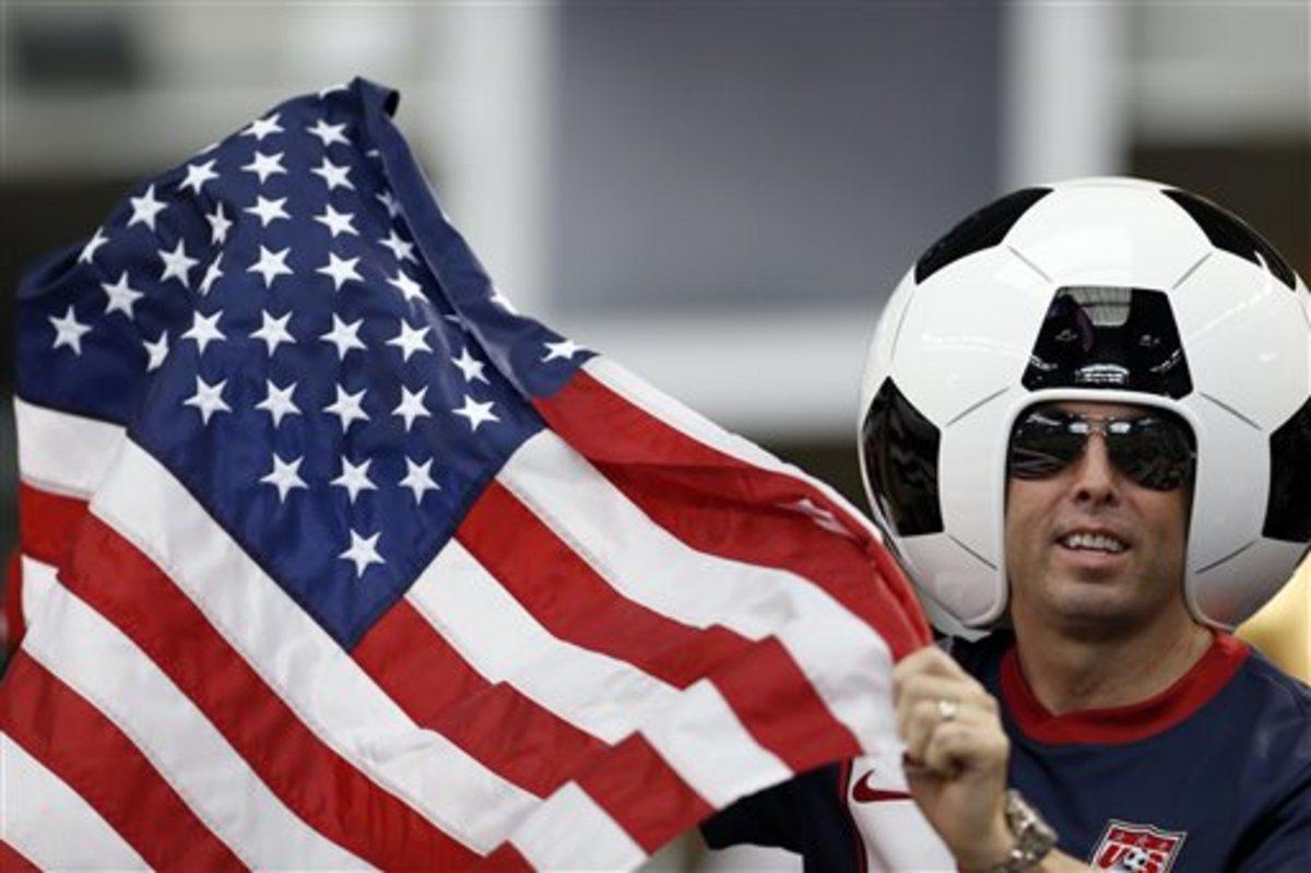 Gold Cup US Honduras Soccer