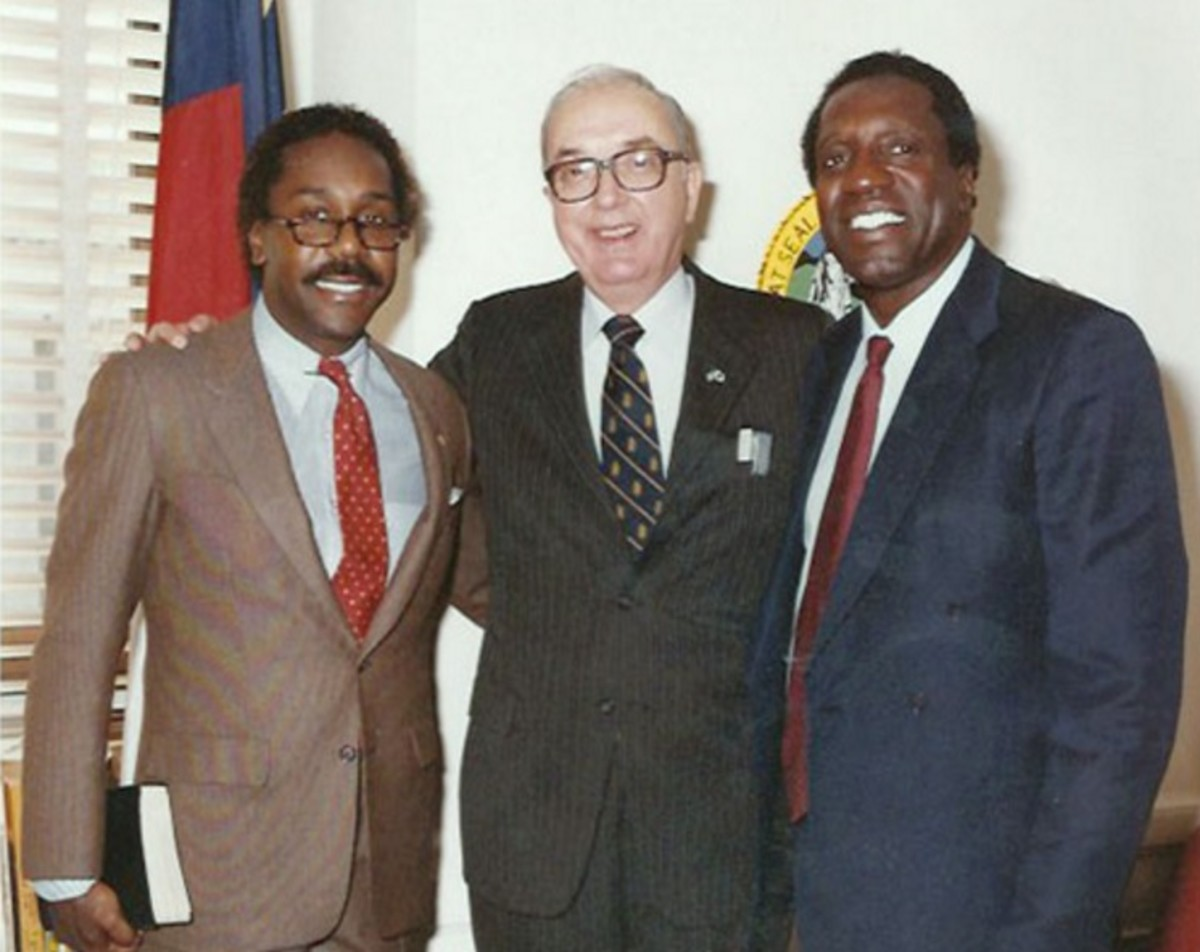 meadowlark lemon jesse helms