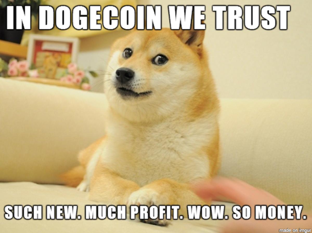 Dogecoin-we-trust.