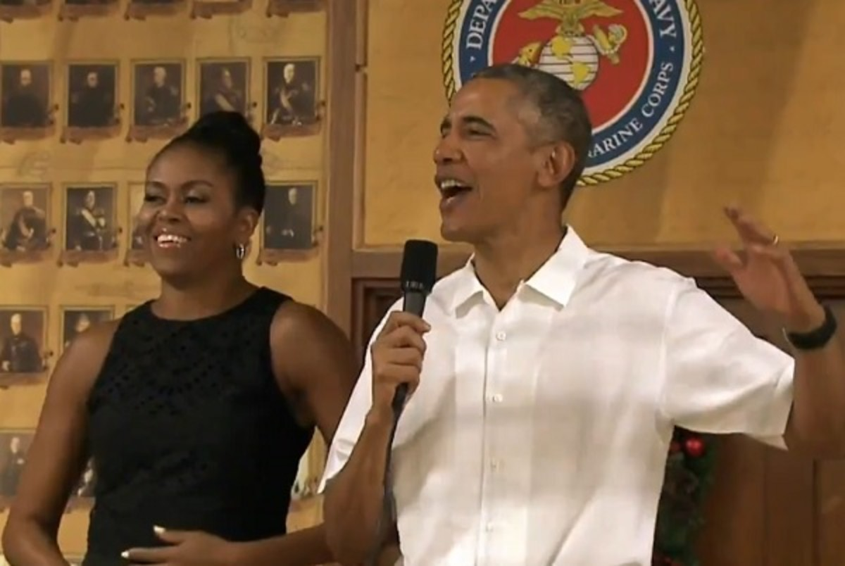 Alert Fox News! President Obama Snubs Kwanzaa! - The Daily Banter