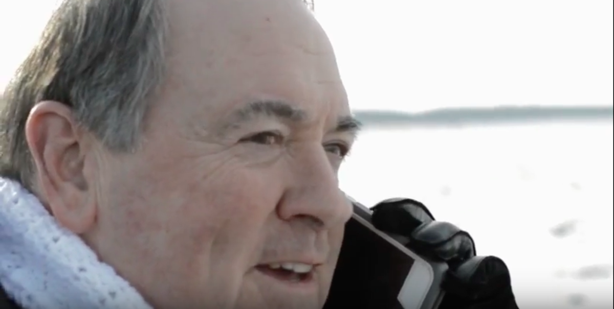 Mike Huckabee Adele music video