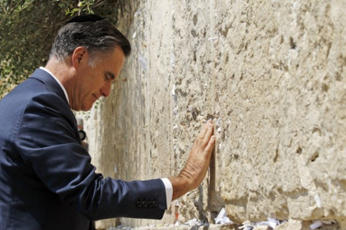 romney-wall