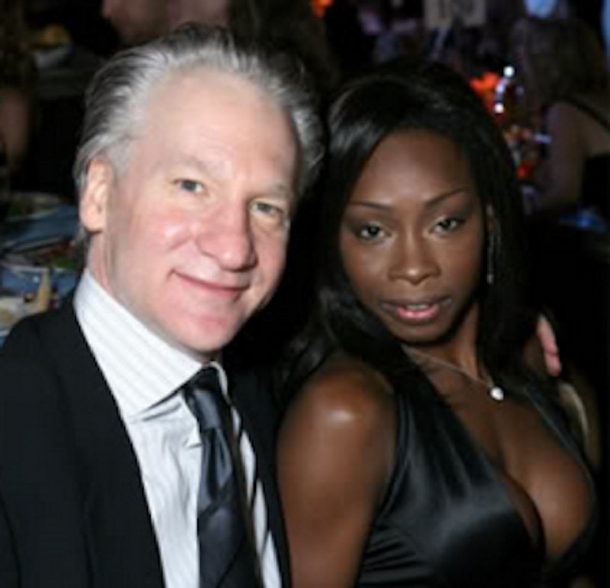 Bill Maher girlfriend
