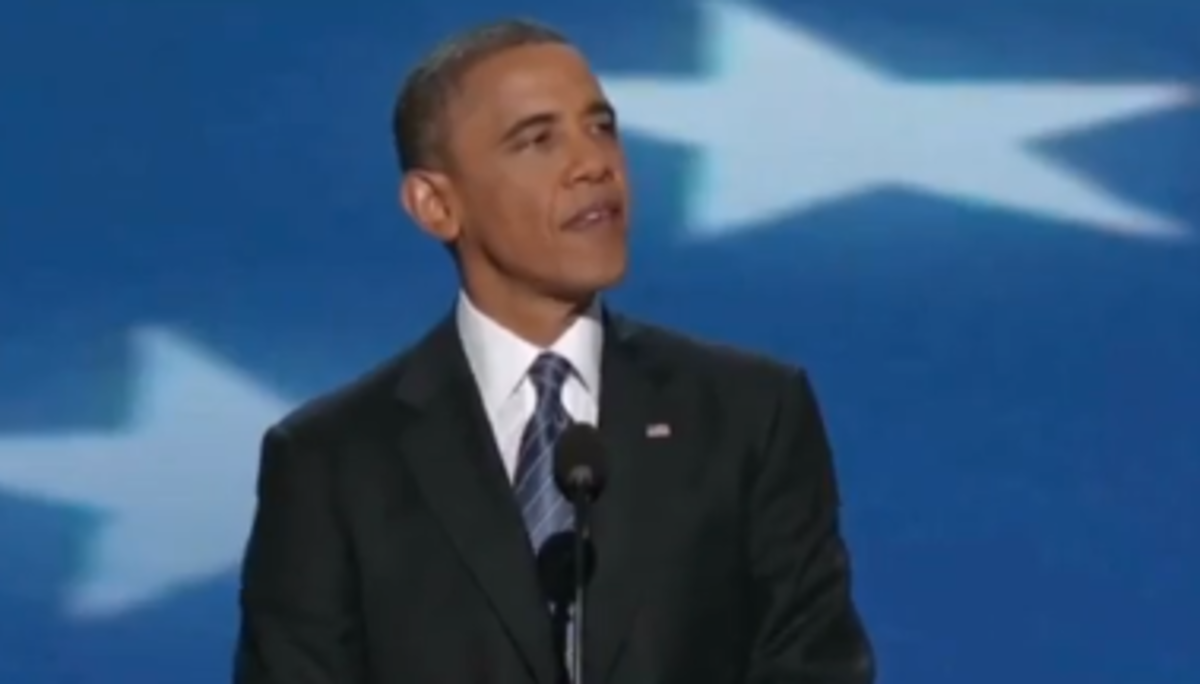 Obama Convention 2012