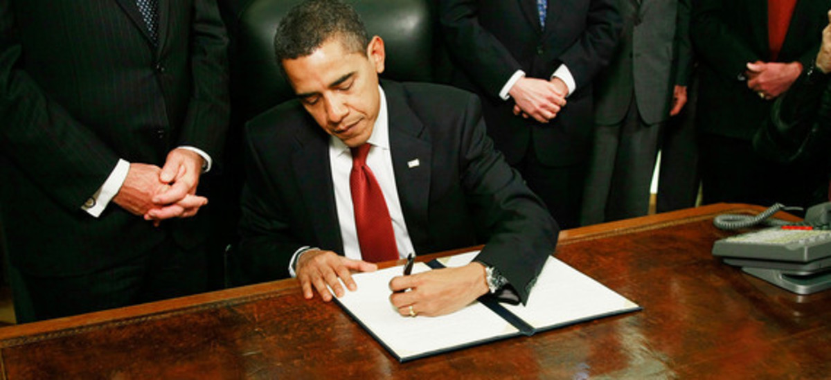 President+Obama+Signs+Executive+Orders+