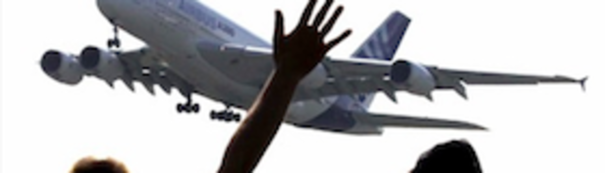 plane goodbye