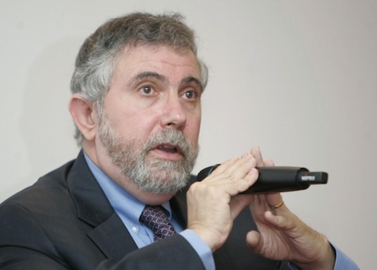 Nobel Laureate and professor of economi