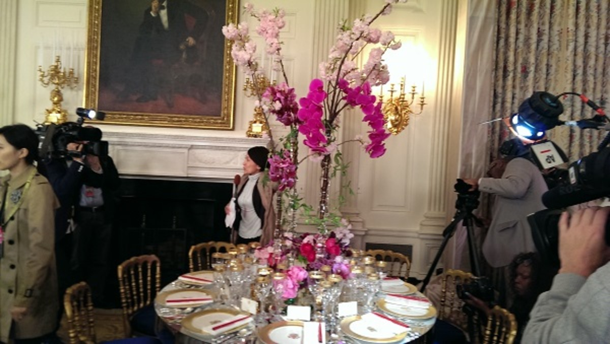 state dinner preview