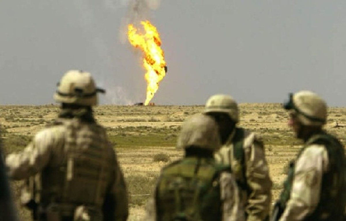 Oil war4