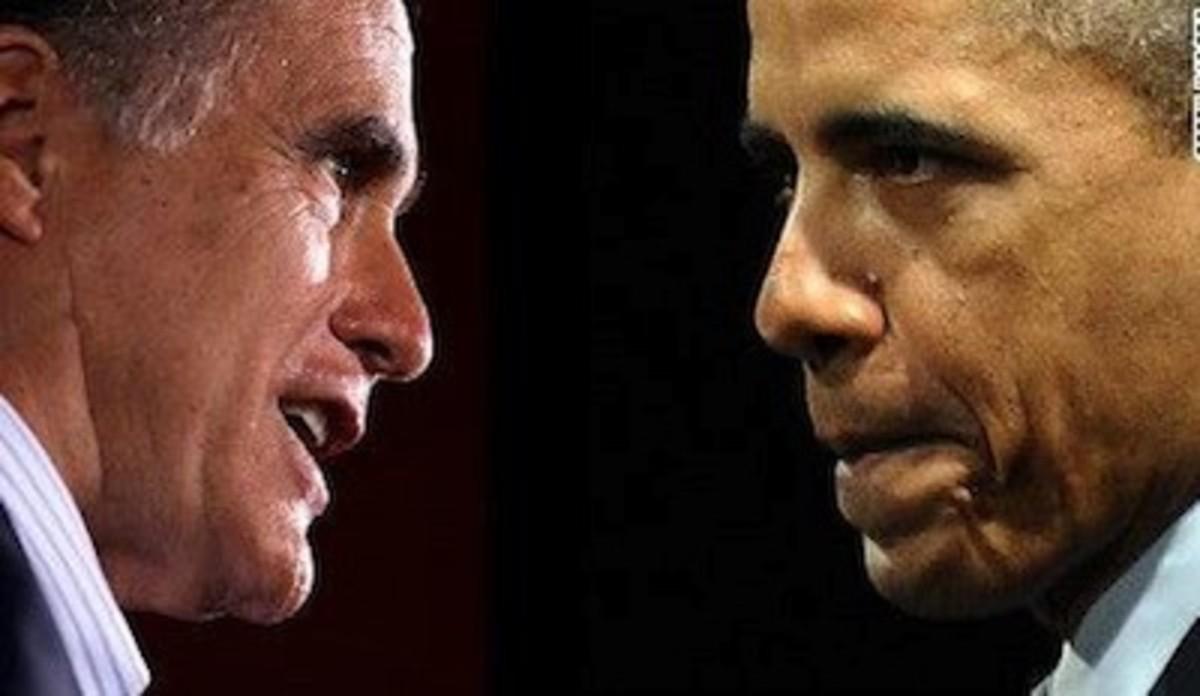 Obama vs Romney round 2